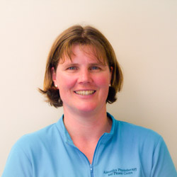 Fiona King - Physiotherapist